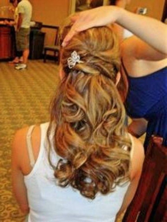wedding hairstyles for thin long hair | Big Picture Wedding ...