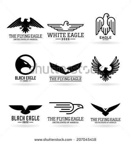 eagle wings vector stock photos images pictures eagle silhouette eagle eagles pinterest