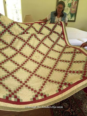 Telling Stories Through the Needle's Eye: A Quilt That Found Its Way Back Home