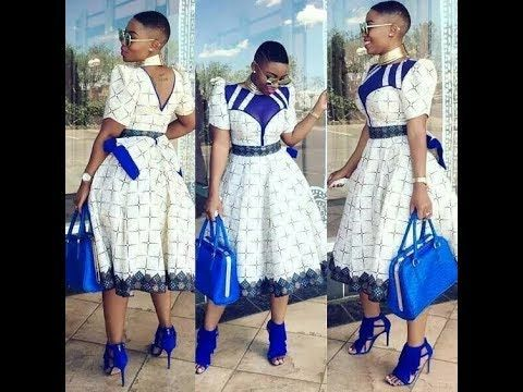 4eb287bff3bc3 2017 ankara gown: Best Lovely and Super Stylish #Ankara Styles That Will  Blow Your Mind - YouTube