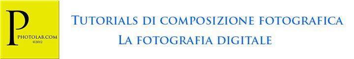 """I nuovi contenuti della sezione """"composizione fotografica"""" a cura del polliniphotolab.com"""