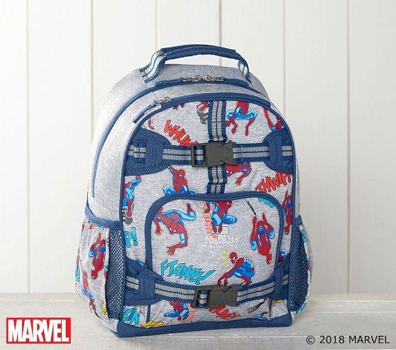 Marvel Glow In The Dark Spider Man Backpacks Backpacks