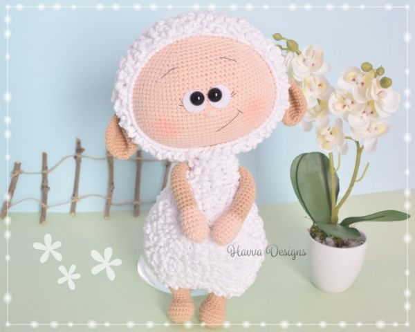 Amigurumi Pattern Net : Monkey girl amigurumi pattern amigurumipatterns
