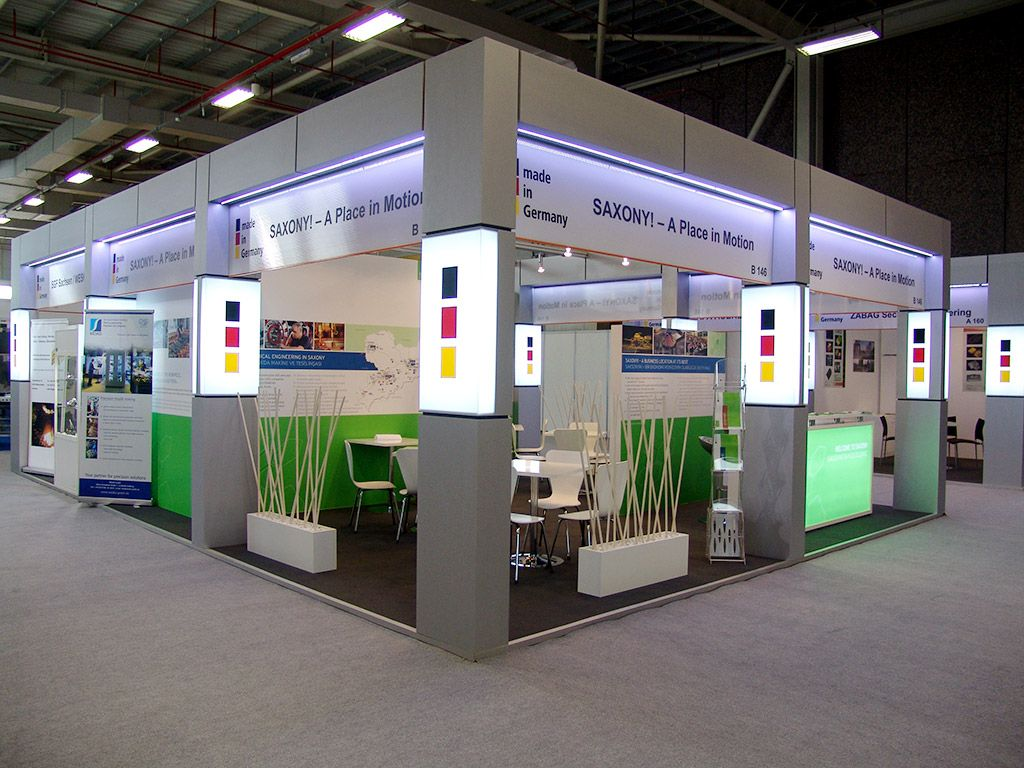 Exhibition Booth Supplier Singapore : Pavilyon