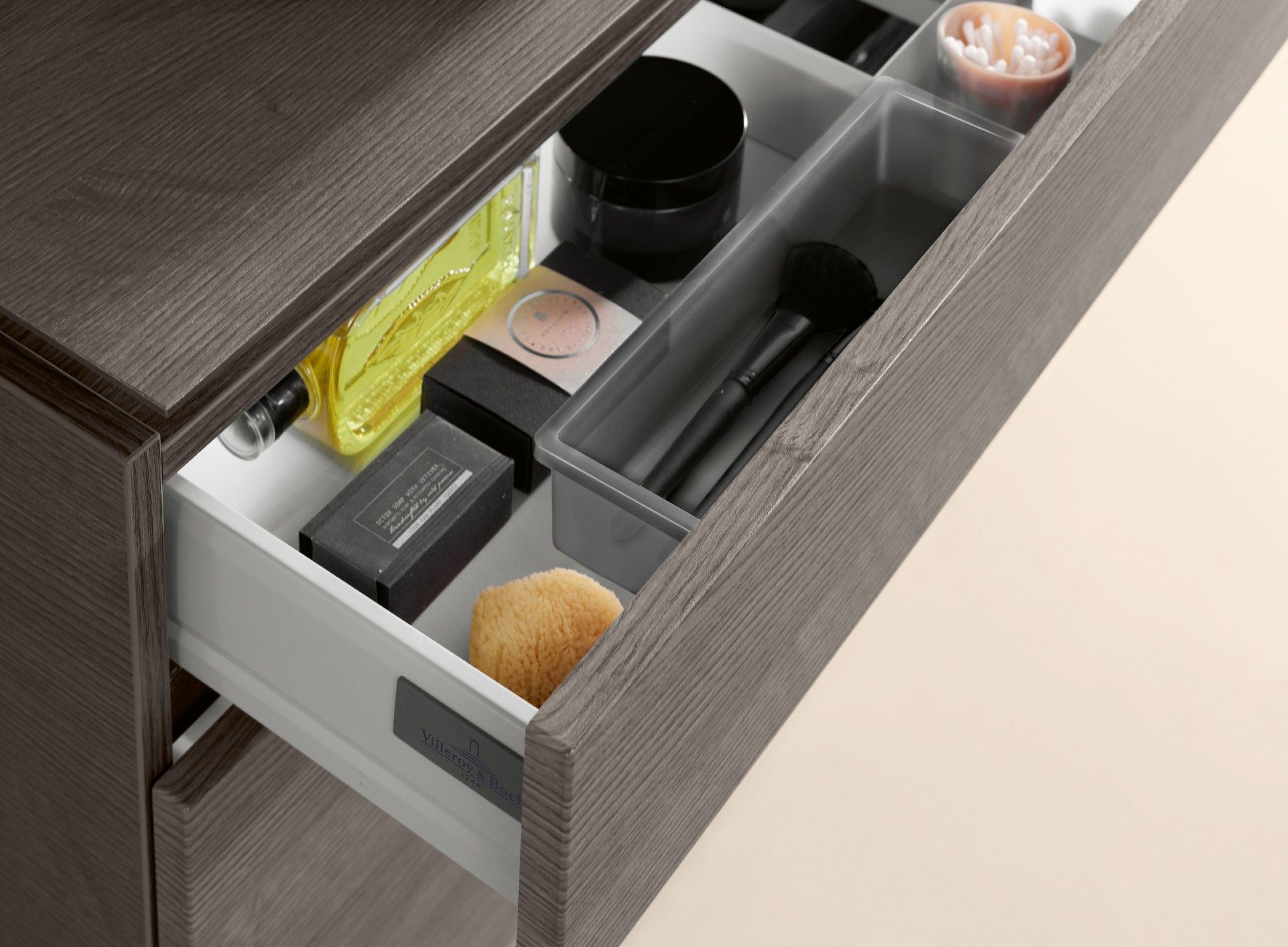 Villeroy & Boch Oak Graphite | Villeroy & Boch Furniture Colours ...