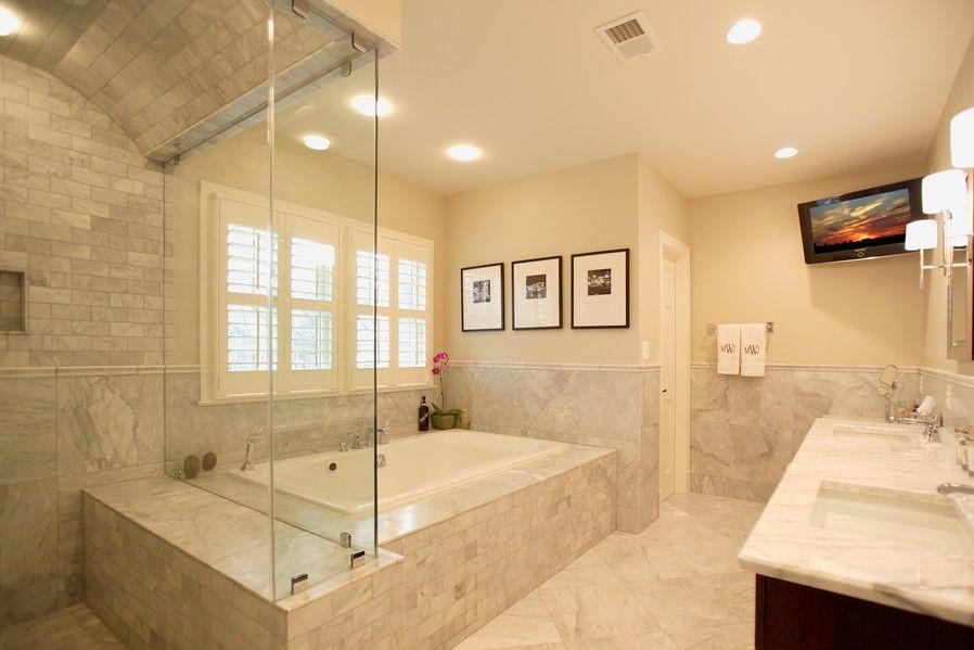 Master Bathroom 1 Full View Master Bathroom Plans