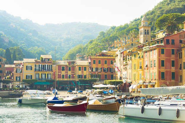 Portofino | 28 Towns In Italy You Won't Believe Are Real Places