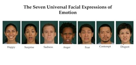Universal Facial Expression 57