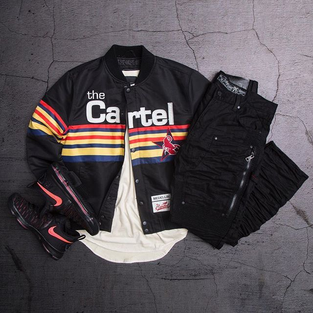 cheap for discount 4697e bffce Cop a new outfit at Jimmy Jazz Jacket   Hudson Shirt   Decibel Jeans    Heritage Sneakers   Nike
