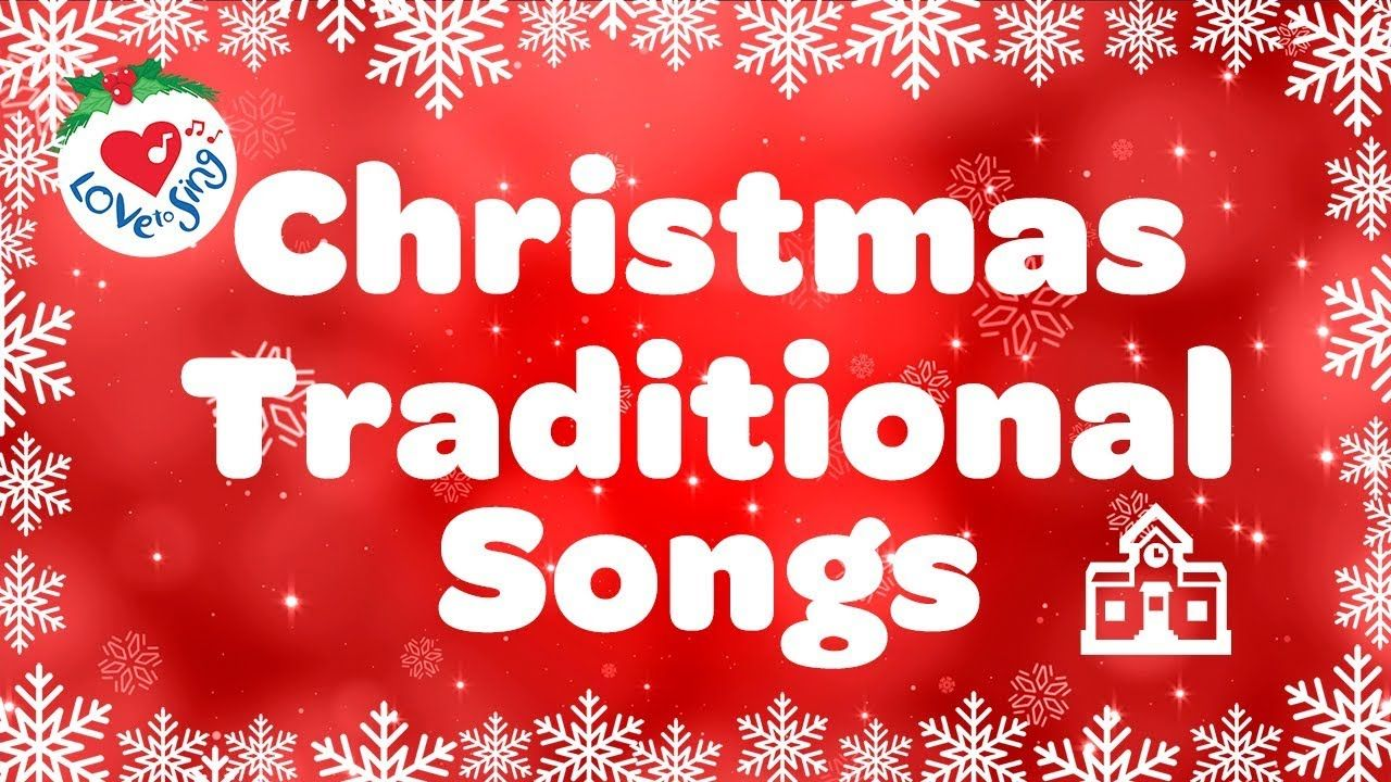 31 Traditional Christmas Songs, Carols and Hymns Playlist