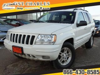 1999 Jeep Grand Cherokee Limited Edition For Sale In Saint Charles, IL |