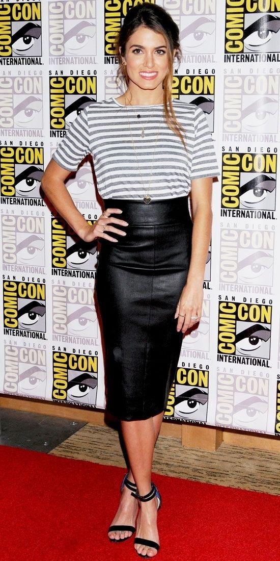 3c19d8be4 Black Classy Striped Celeb Inspired Pencil Bandage Skirt, $74.00 ASO Kim  Kardashian and other Celebrities