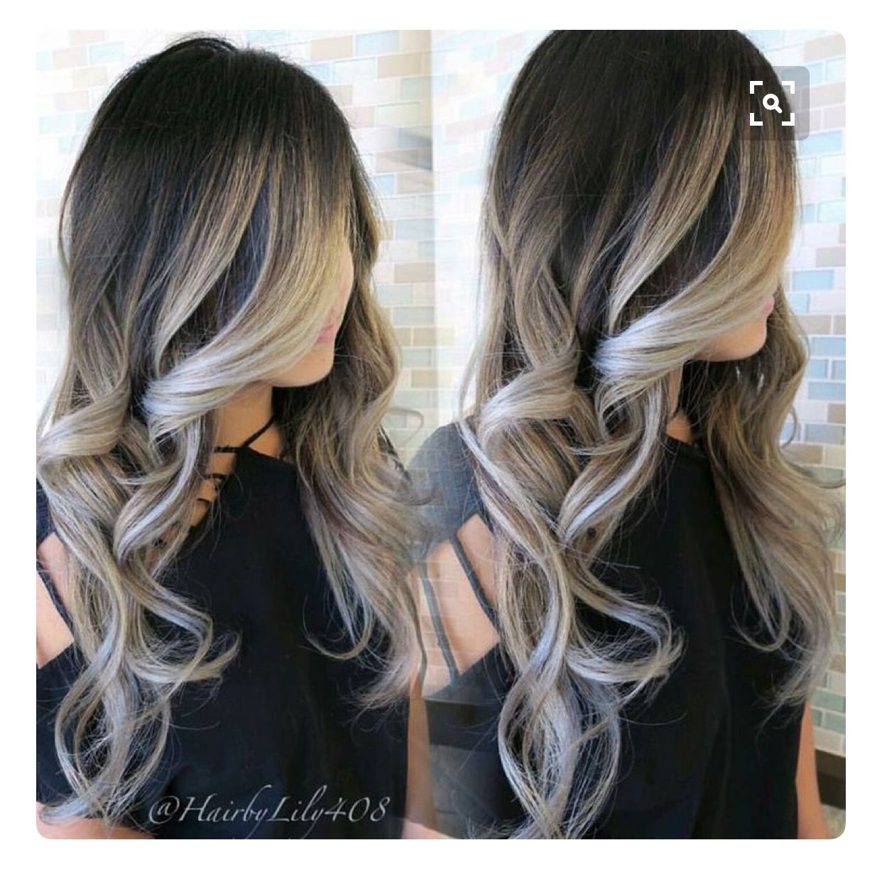 Shadow root ash blonde | BLONDE HAIR in 2019 | Hair, Hair ...