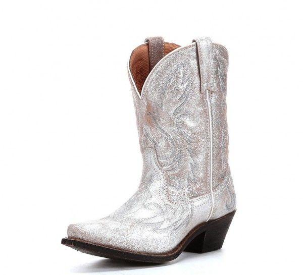 miranda lambert shoe line | We Love Miranda Lambert's Silver Boots ...