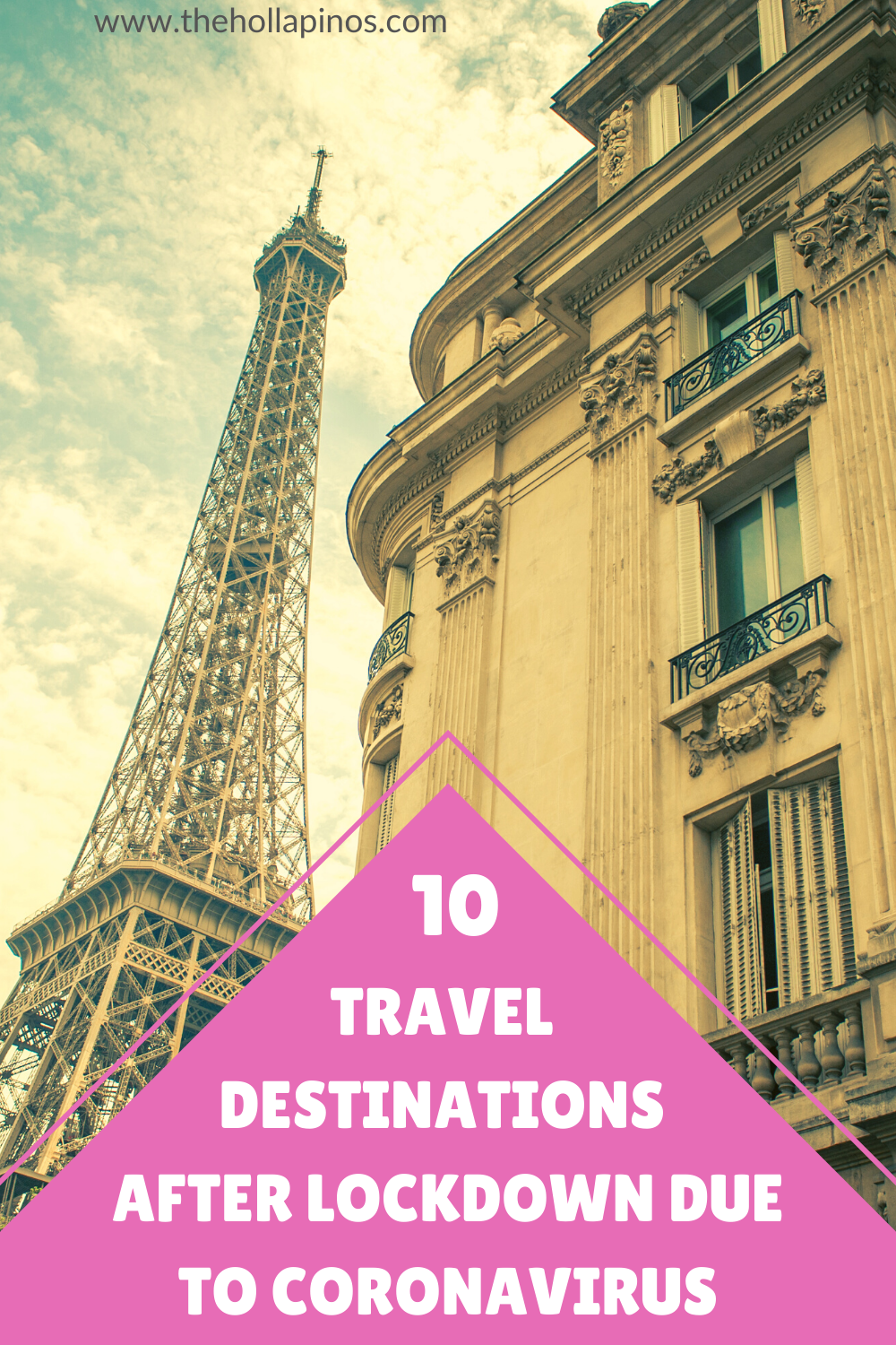 List of countries to visit after the travel restrictions have been lifted due to coronavirus #travelbucketlist #travelgoals #coronavirus #travelrestrictions
