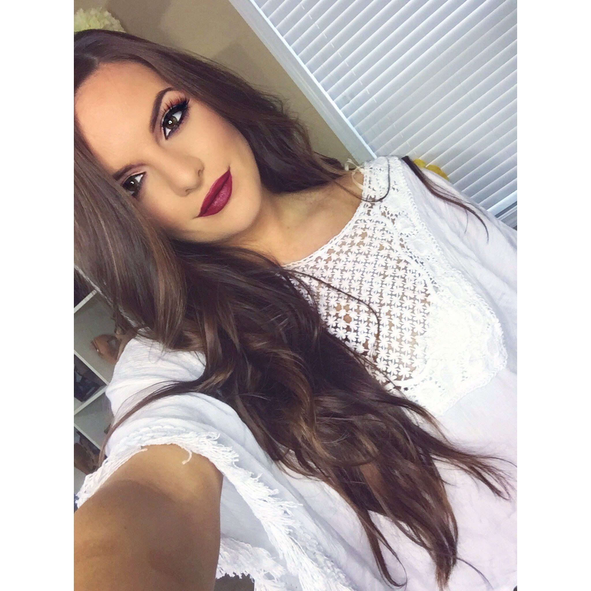 Hair u makeup affordable vampy lip color makeup caseyholmes