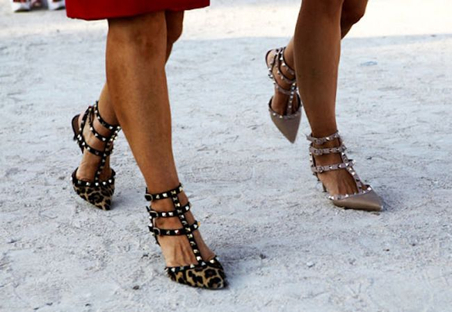 Accesoire Shoes Valentino Les Wish Pinterest Rockstud HqRxpgB