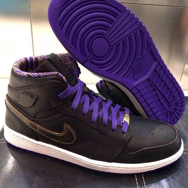 "Air Jordan 1 ""BHM 2014″"