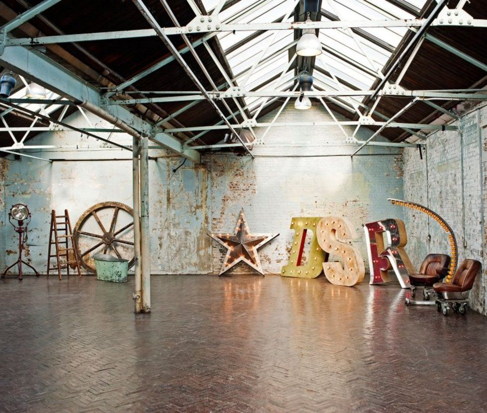 The Studio Warehouse