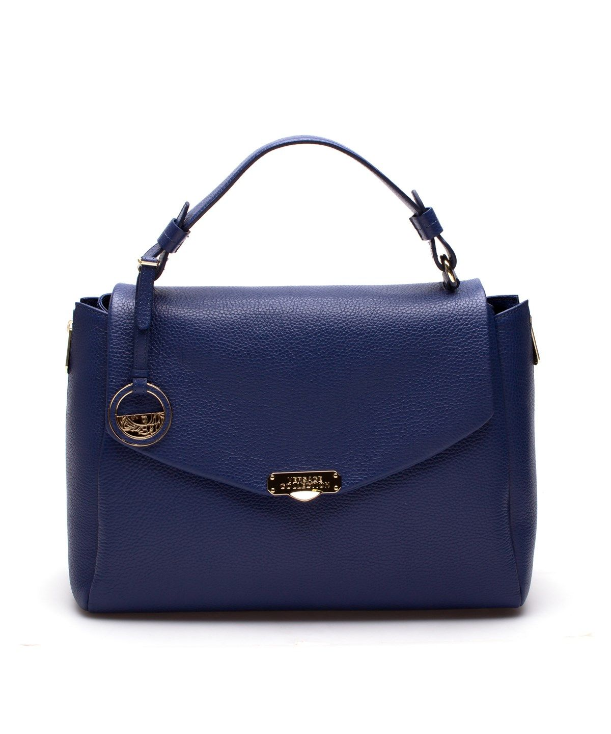 4c34cff4ba VERSACE Versace Collection Women Leather Satchel Handbag Vitello Stampa  Alce Blue .  versace  bags  leather  hand bags  satchel  cotton