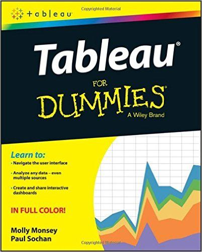 Tableau For Dummies PDF | Business | Books to read online