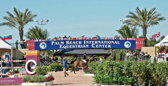 By Jaclyn Amaru Winter Show Season Is In Full Force Especially Wellington Florida Home To The Palm Beach International Equestrian Center Where