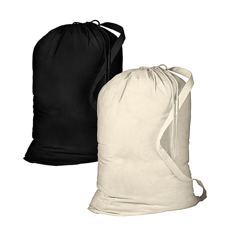 Canvas Laundry Bags, Drawstring Laundry Bag Wholesale w