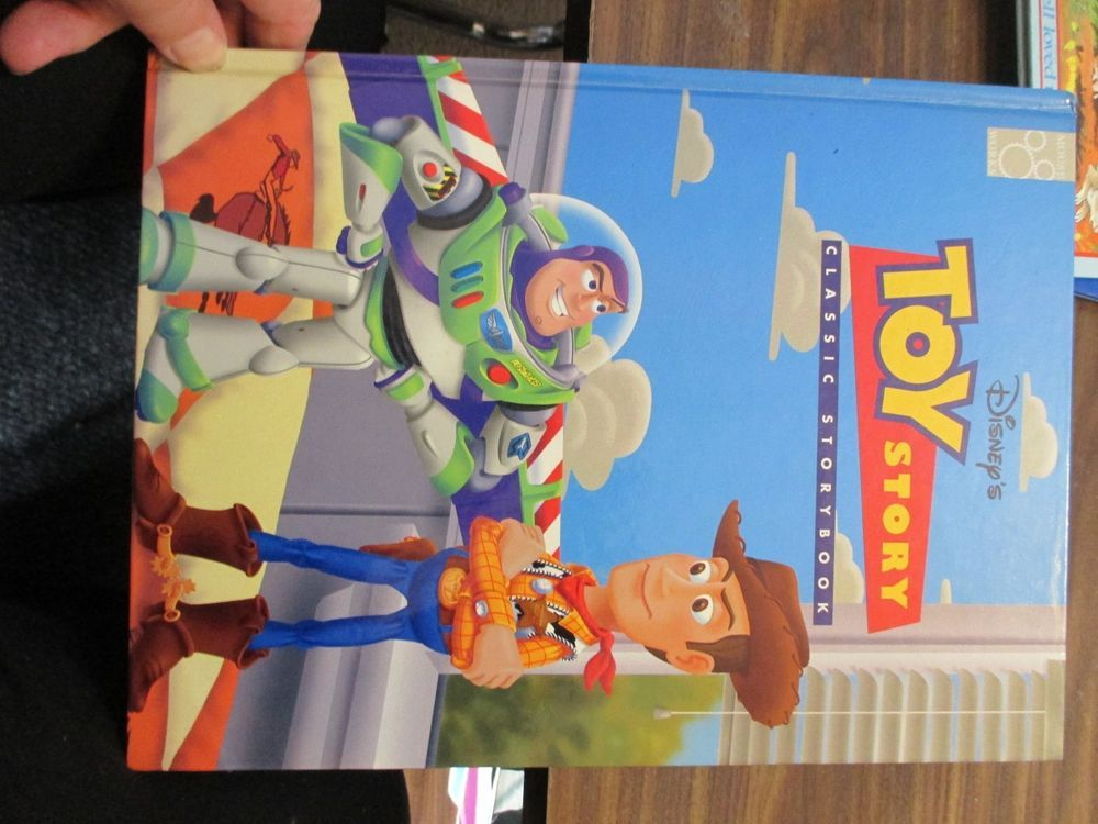 Details about disney classic storybook collection toy