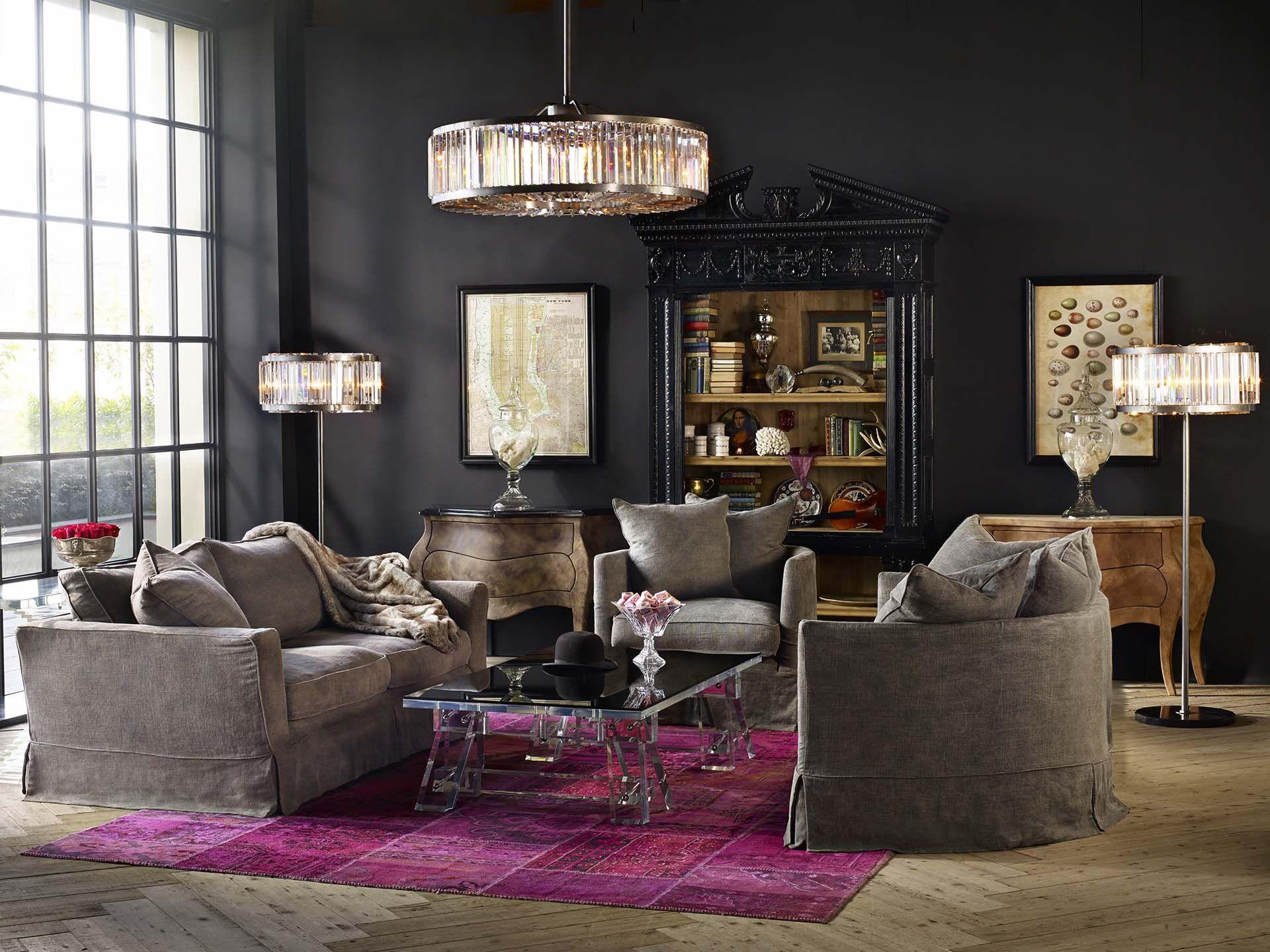 Elegant Linen Living Room Timothyoulton Usa En Products