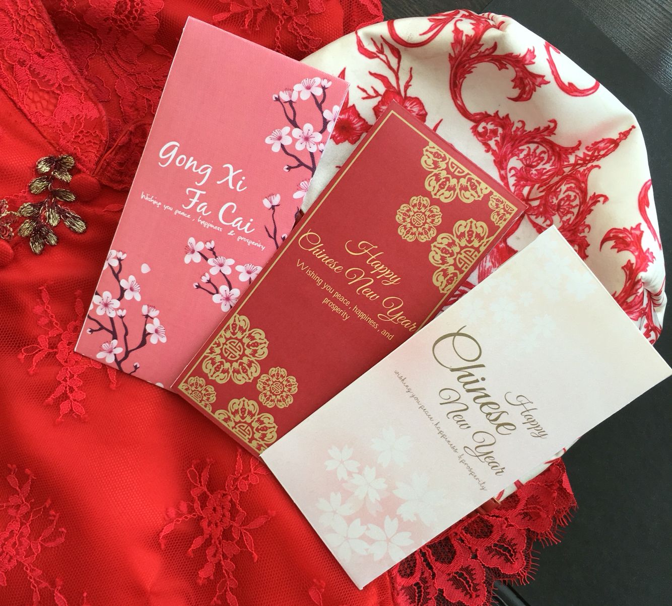 Customized angpao for chinese new year For more info do ...