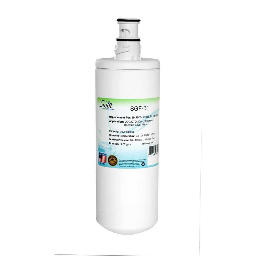 3M B1 Replacement Commercial Water Filter