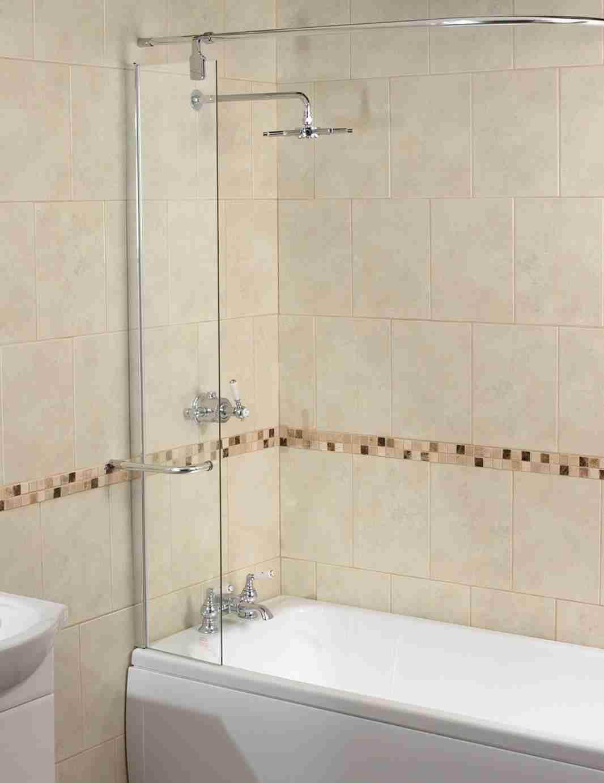 Bathtub Water Splash Guard With Images Bathtub Shower Screen