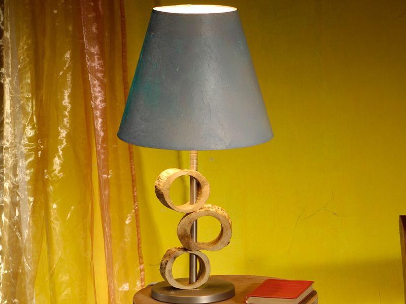 Lampada fai da te artigianato lampade da parete a neon - Abat jour a parete ...