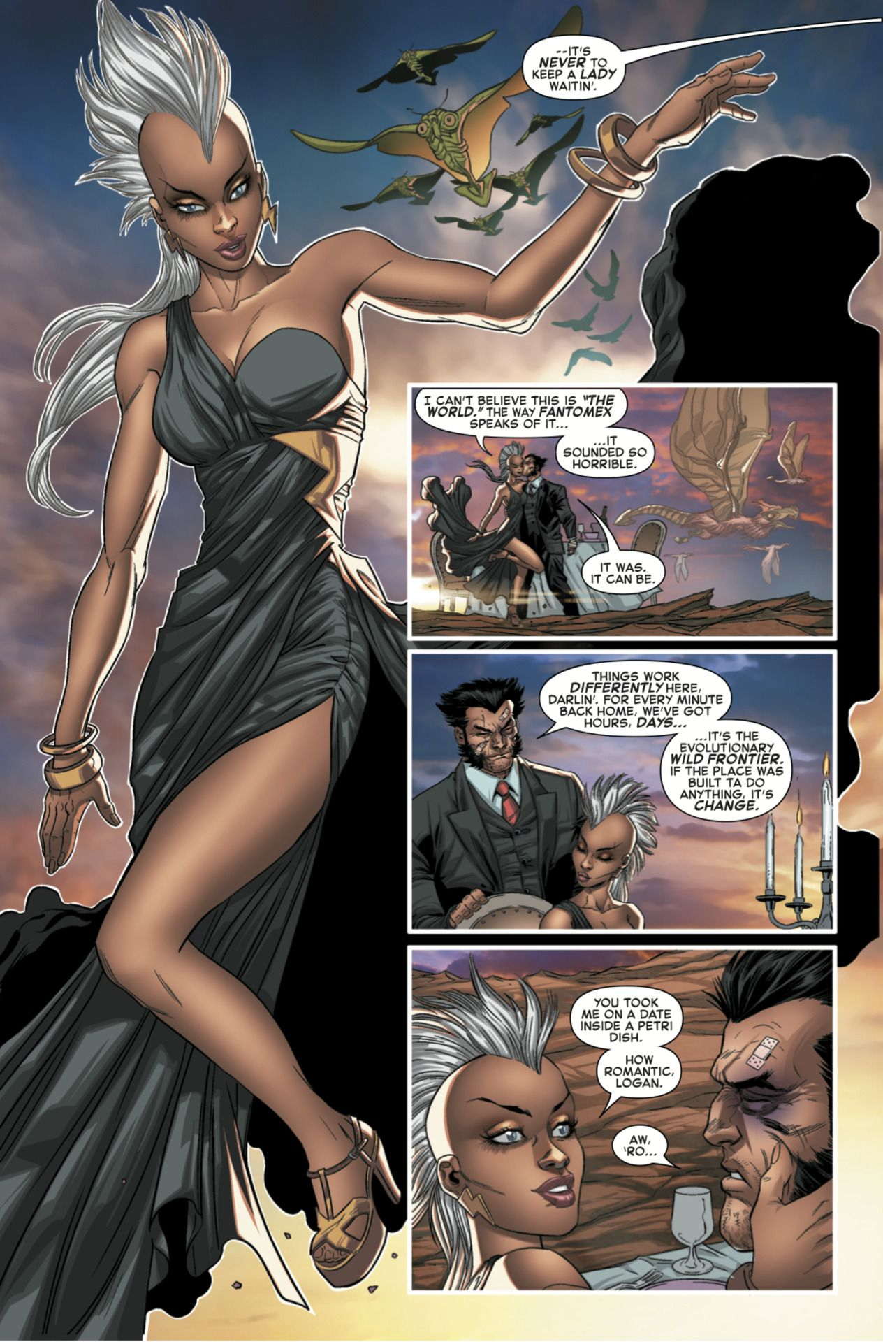 Preview: WOLVERINE AND THE X-MEN #9 - Comic Vine | Rolo