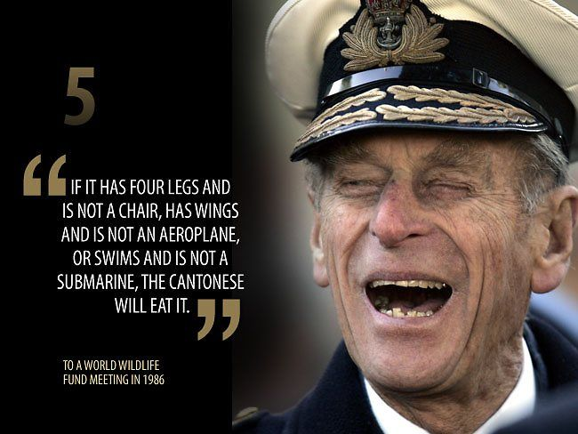 Prince Philip Quotes Prince Phillip Gaffes  Prince Philip King Of Gaffes  Newsau