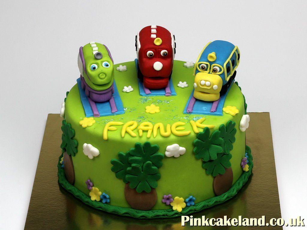 Chuggington Birthday Cake LondonMore childrens birthday cakes