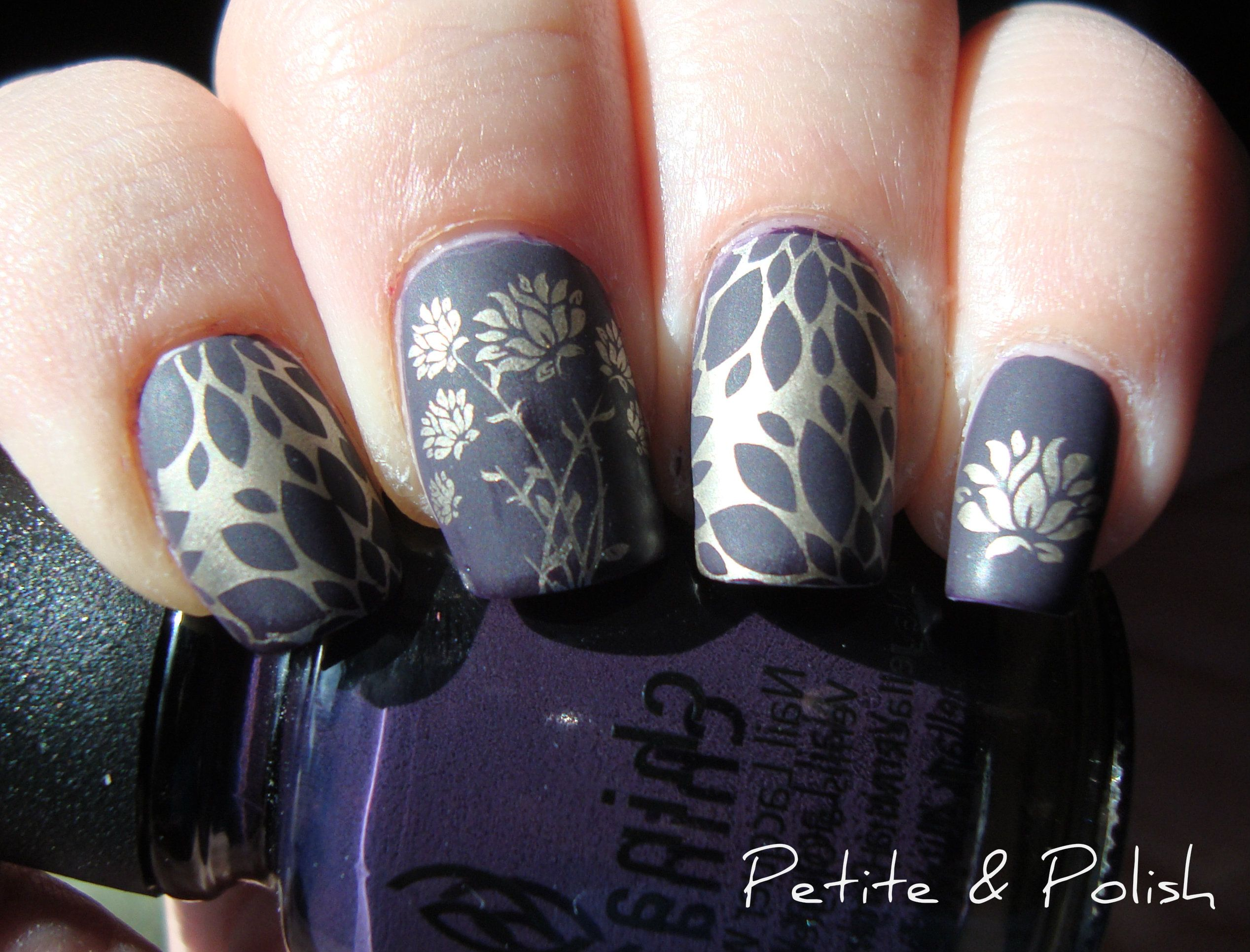to wear - Good Essie as gold stamping video