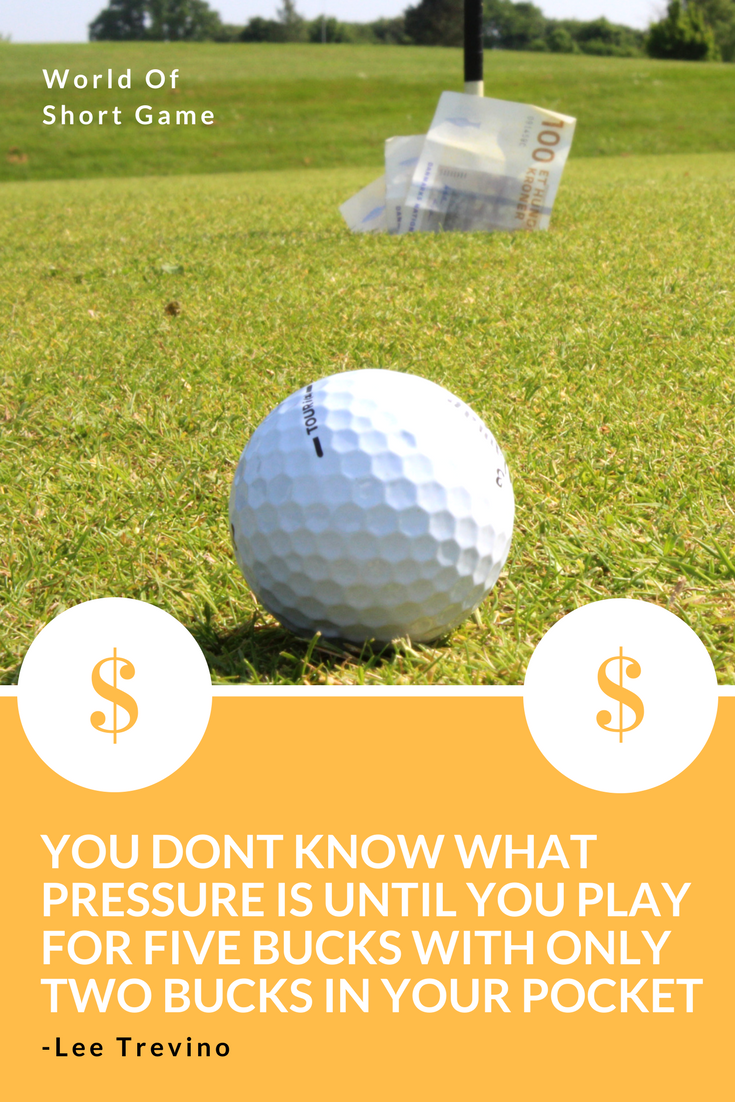 Do Yo Know What Pressure Is Golf Quotes Golf Quotes Funny Golf