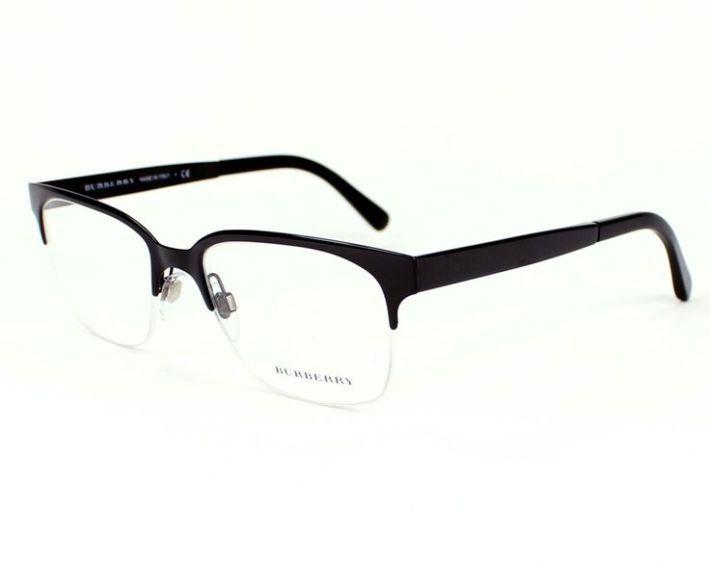 Tendance lunettes : Lunettes de vue Burberry  BE1253 1180 52 | Designer Seven