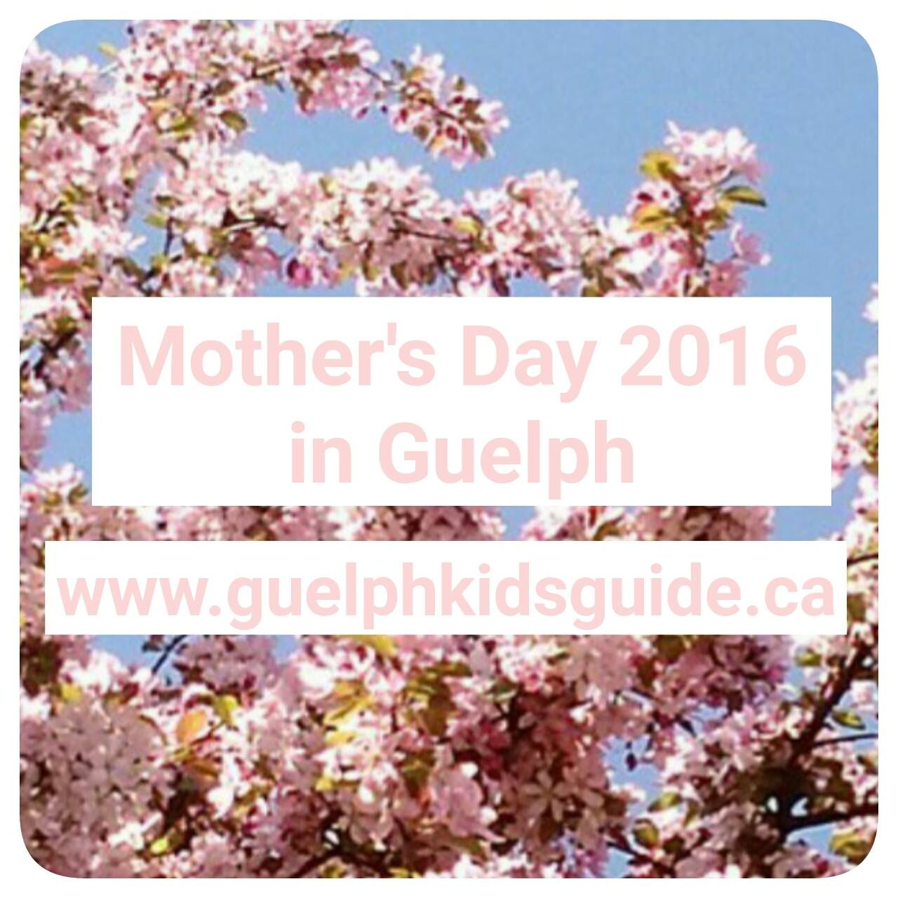 Mother's Day 2016 in Guelph blog