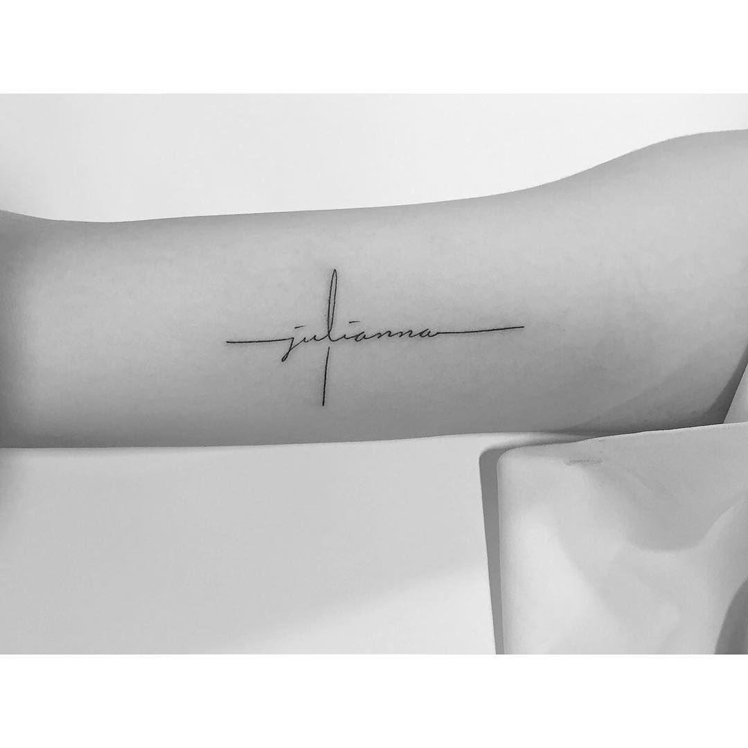 Tattoos, Cursive Tattoos, Small