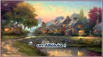 Alleluia Hallelujah Version Francaise Interprete Par Edith