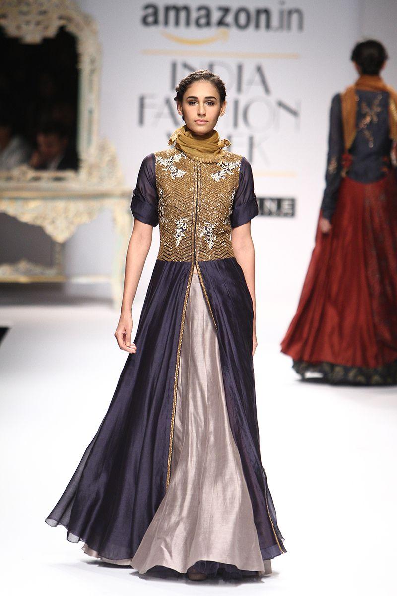 Amazon India Fashion Week autumn/winter 2016   Joy Mitra # ...