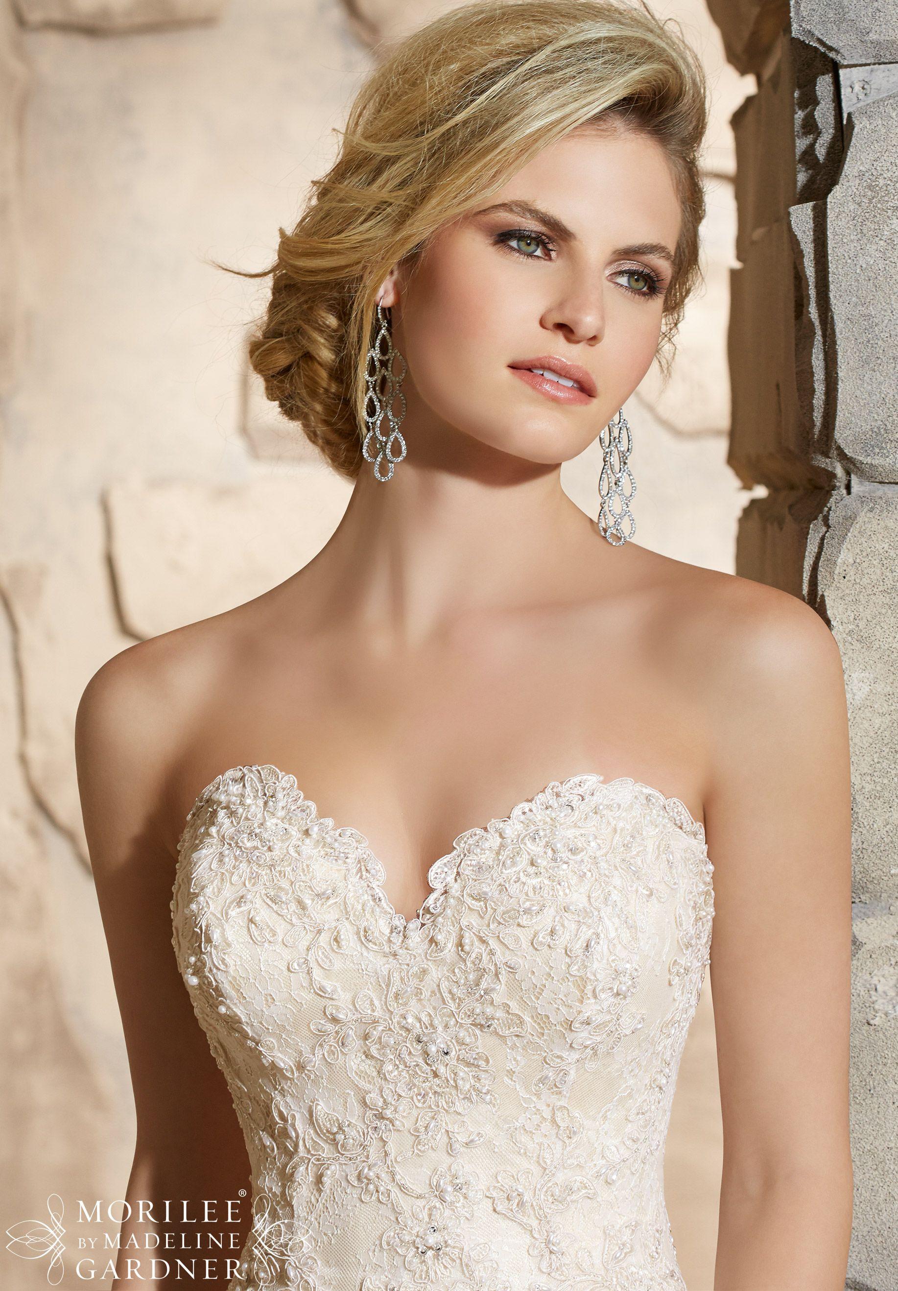 Vestido Mori Lee | Vestidos de Novia MORI LEE - Bride Wedding ...