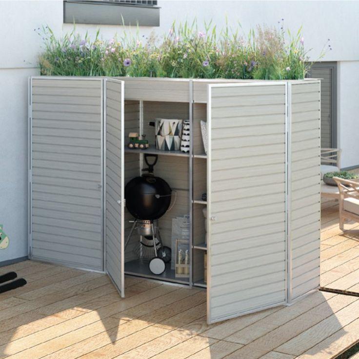 Aquaponics Jetzt Konnen Sie Ganz Einfach Ihr Eigenes Gemuse Anbauen Garden Storage Garden Deco Garden Furniture