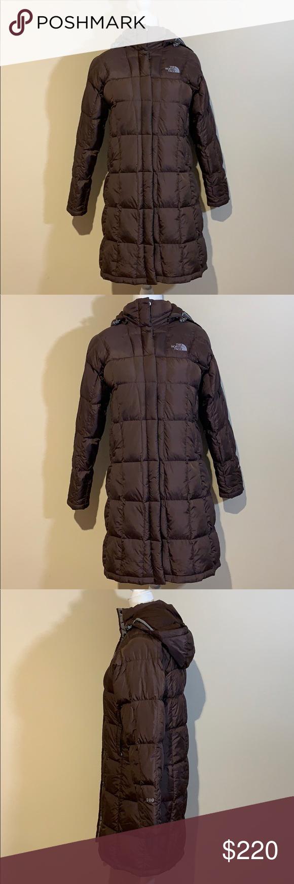 The North Face 600 Down Metropolis Long Parka Coat Long Parka Coats Long Parka Parka Coat [ 1740 x 580 Pixel ]