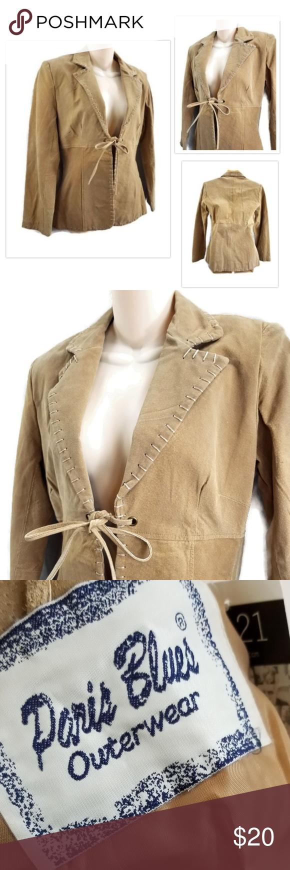 Paris Blues Rue21 Leather Jacket Size Medium H57 Paris Blues Rue21 Leather Jacket Womens Size Med Brown Sue Paris Blues Leather Jackets Women Jackets For Women [ 1740 x 580 Pixel ]