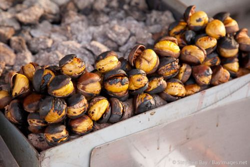 My favorite Roast chestnut, a popular street food during winter season all over the world