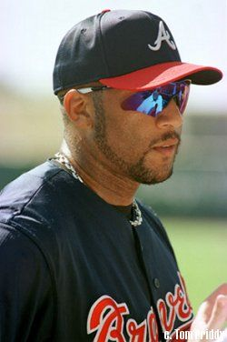 Gary Sheffield Claimed No Team Ever Gave Him Respect Maybe It Was Because Of The Steroids You Used Gary Atlanta Braves Braves Baseball Gary Sheffield