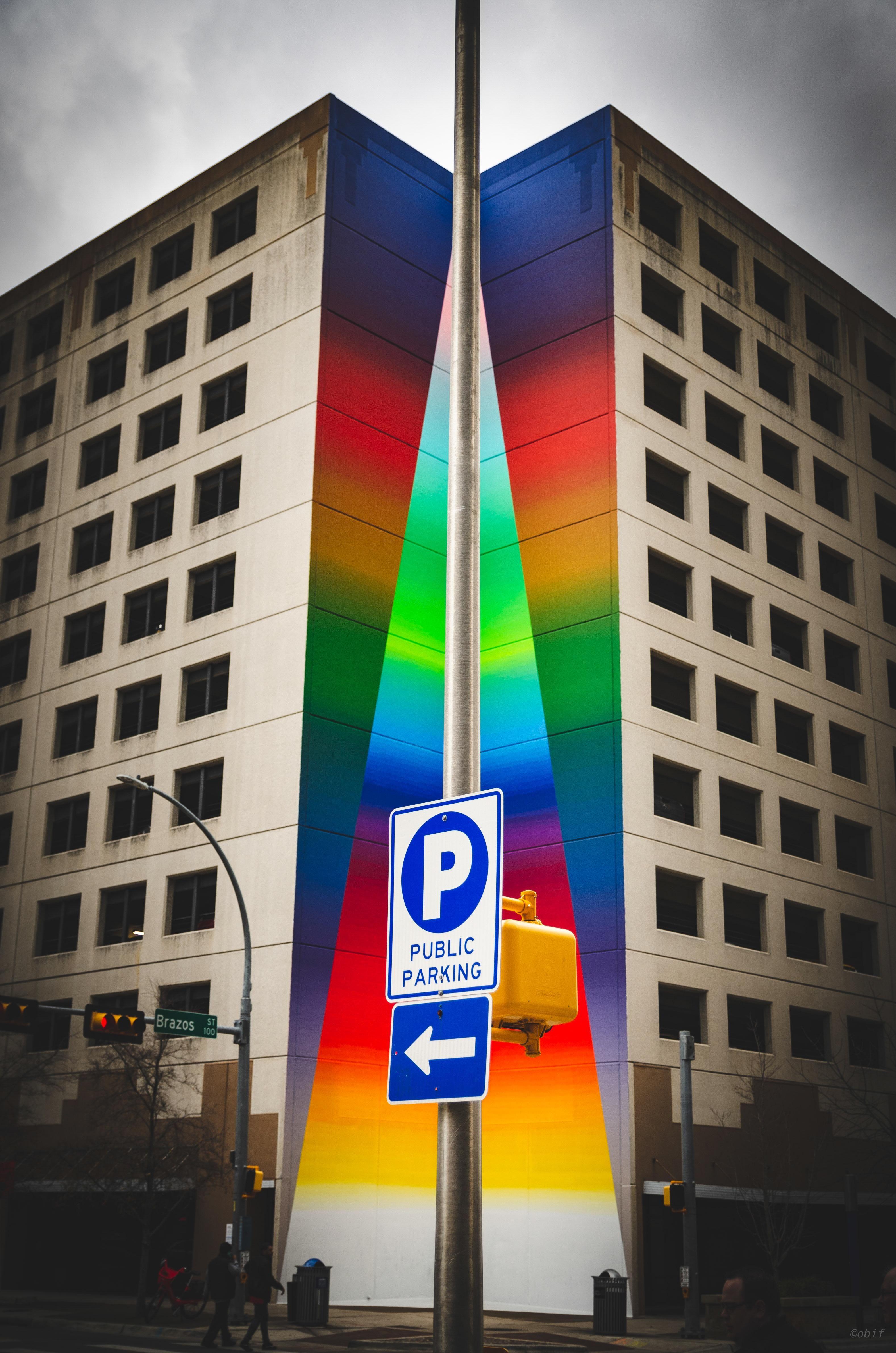The Prettiest Parking